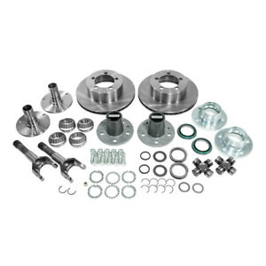Yukon Spin Free Locking Hub Conversion Kit Dana 30 Dana 44 Jeep Tj Xj Yj 27 Sp