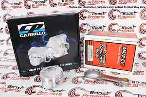 Cp Pistons Manley Rods Acura B16a Bore 86mm 5 0mm 12 3 1 Cr Sc7124x 14415 4