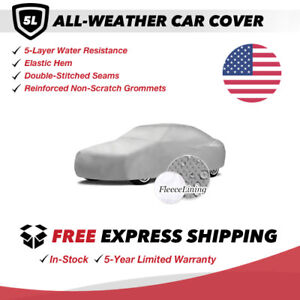 All Weather Car Cover For 1993 Mazda Miata Convertible 2 Door