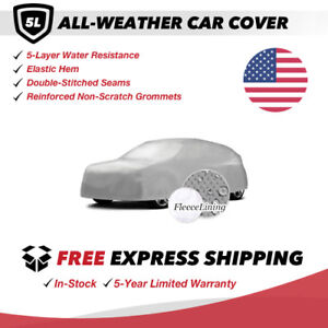 All Weather Car Cover For 2013 Mini Cooper Wagon 3 Door