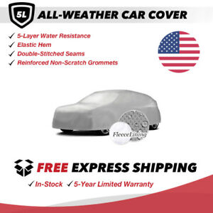 All Weather Car Cover For 1990 Toyota Corolla Wagon 5 Door