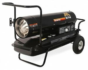 New Pinnacle International Mi t m Kerosene Heater 190000 Btu