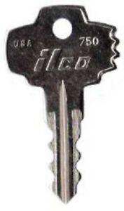 2 Snap On Tool Box Kra Replacement Keys Cut To Your Code Codes 1001 1670