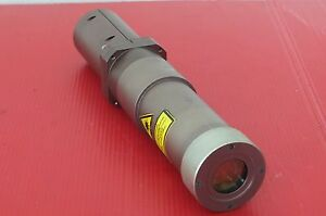 Ipg Laser Head Assy Micro cutting For Ipg Ytterbium Fiber Laser Ylp Used1049