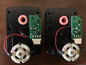 2 Can Snack Motors For Combo Vending Machine