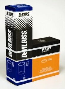 Devilbiss Dpc601 Dekups Gravity Feed 24oz 710 Ml Disposable Cups And Lids 32 Ct