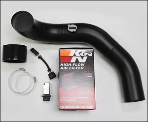 Pcm Of Nc 4 Inch One Piece 4 Maf Tbss Intake W Washer Tank Kit