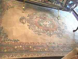100 Year Old Persian Rug