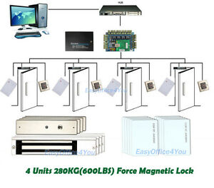 Ic Card Access Control Security System smart Mifare Proximity 13 56mhz Readers