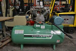 Speedaire Air Compressor Tank