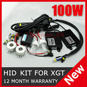 100w Hid Xenon Conversion Kit For Lightforce Xgt Driving Lights Spotlights