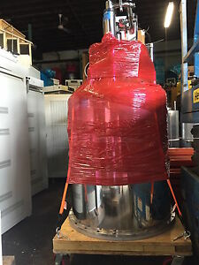 Warrantied Installed Oxford 400 54 Unshielded Superconducting Nmr Magnet