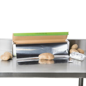 18 X 500 Food Service Restaurant Kitchen Heavy duty Aluminum Foil Roll