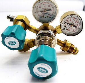Airgas 340 2 580 v Gas Regulator