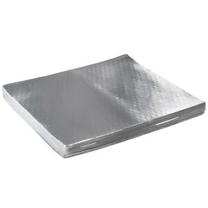 1000 pack 14 X 16 Insulated Foil Sandwich Wrap Sheets