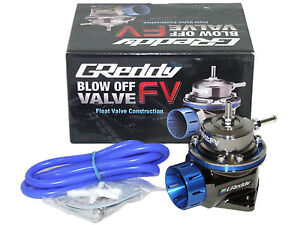 Trust Greddy Type Fv Universal 40mm Blow Off Valve Bov 100 Authentic