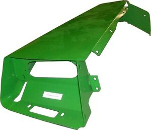 Ar84678 Fender Sound guard For John Deere 2140 2350 2355 2550 2555 Tractors
