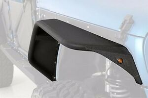 Smittybilt Xrc Flux High Clearance Front Fender Flares For 07 18 Jeep Wrangler