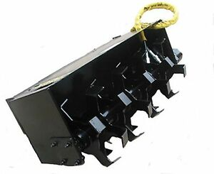 Toro Dingo Mini Skid Steer Attachment Rotary Tiller
