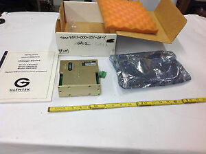 1 piece Glentek Sma9807 000 001 1a 1 Digital Pwm Brushless Servo Amplifier Nos