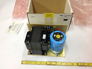 Ims Ip806 120vac Input Unregulated Dc Power Supply 80v 6a Peak New In Box
