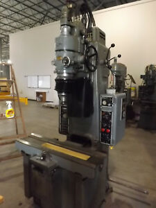Jig Grinder Moore 3 Refurbished By Moore Technician 35 Year Experience Ex Cond