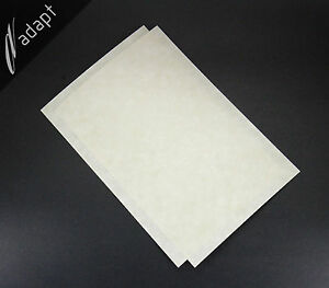 Nomex 410 Insulation Paper 10 Mil Thick 2 Each 24 x36 Sheets Aramid Electrical
