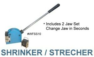 Woodward Fab Shrinker stretcher Machine Wfss10