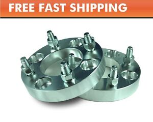 2 Wheel Adapters 4x130 To 4x130 Old Porsche 914 Old Vw Beetle Spacers 1
