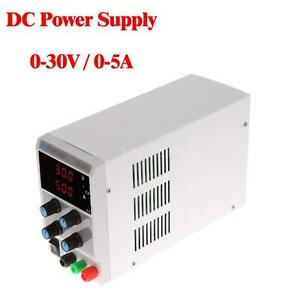 30v 5a 110v Regulated Dc Power Supply Variable Digital Adjustable Stp3005 U8t2