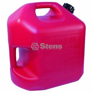 Eagle 5 Gallon Aftermarket Plastic Fuel Can Stens 765 504