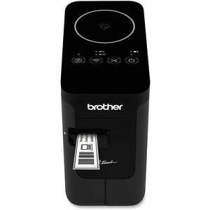 Brother P touch Thermal Transfer Printer Color Desktop Label Print Pt p750w