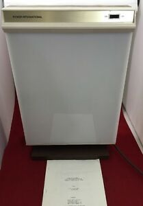 Picker Fvs 4 Lamp Desk Table Top X ray Illuminator Great Condition Unit 1