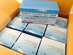 450pcs Disposable Mask Dental Medical Nail Facial Store