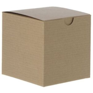 Small Kraft Gift Boxes 65415