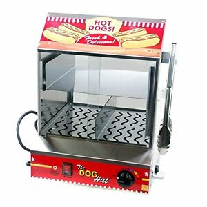 Hot Dog Steamer Sausage Cooker Commercial Concession Machine Non us 220 230 Volt