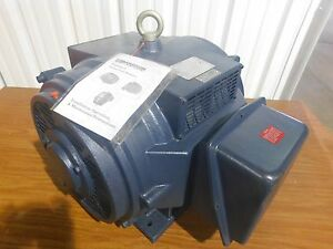 Marathon 60hp 1800 Rpm 208 230 460 V 364t Tefc Electric Motor
