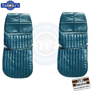 1970 Cutlass Supreme Front Rear Seat Covers Upholstery Pui New