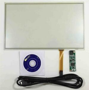 12 1 Resistive Touch Panel For 12 1inch 1366x768 Lcd Screen usb Controller