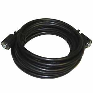 Comet Pump 9 162 321 0 Pressure Washer Replacement Hose 25 3200 Psi With M22 Co