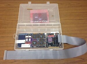 Xc4000 Prototyping Board Xilinx With Pc Interface Card