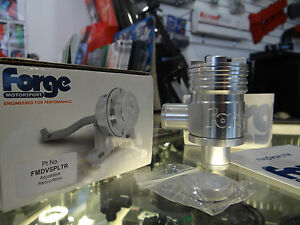 Forge Motorsport The Splitter Valve A Recirculation And Blow Off Valve New
