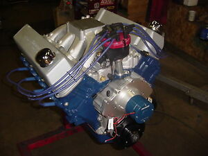 Ford 429 460 Hot Street Engine 420hp 540t Mustang F150 Torino F350 Mud Street