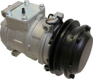 Re46657 Compressor Nippondenso Style For John Deere 9400 9500 9600 Combines