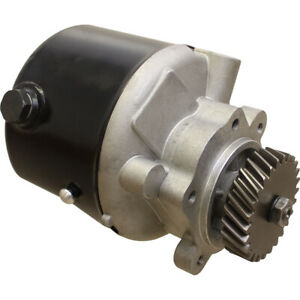 E6nn3k514pa99 Power Steering Pump For Ford New Holland 4100 4600 Tractors