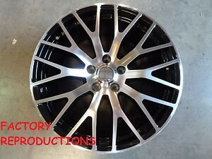 4 19 Mustang Gt Performance Style Fits 2005 2017 Machined Wheels Rims Set