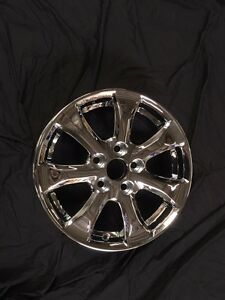 69495 Toyota Camry 07 11 16 Inch 7 Spk Chrome Alloy Wheel Set Of 4 Outright
