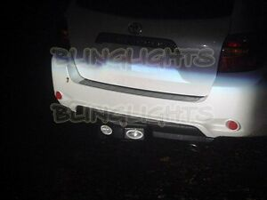 Toyota Highlander Tow Hitch Automatic Backup Reverse Lamp 4198