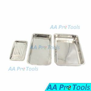 Aa Pro Dental Instruments Scaler Tray Lab Dentist Tools Set