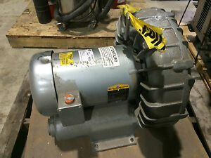 Gast Idex Model R6p350b Regenair 5 Hp Regenerative Blower